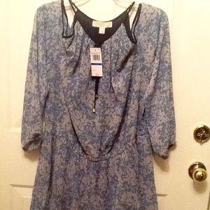 Michael Kors Cold Shoulder Top/Tunic/Dress